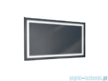 Antado lustro z ramką świetlną LED ciepłe 100x60cm L1-C4-LED3