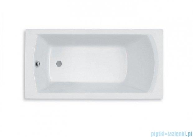 Roca Linea wanna 170x75cm z hydromasażem Smart Water Plus A24T045000