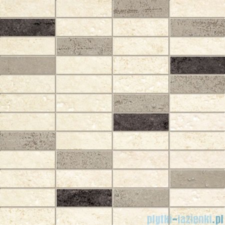 Domino Bihara krem mozaika ścienna 29,8x29,8
