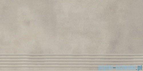 Paradyż Tecniq grys mat stopnica 29,8x59,8