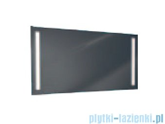 Antado lustro z paskiem świetlnym LED zimne 120x60cm L1-G1-LED2