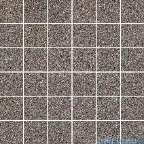 Paradyż Duroteq brown poler mozaika 29,8x29,8
