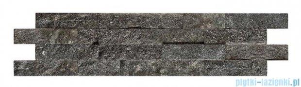 Dunin Zen płytka kamienna 60x15 dark quartzite brick