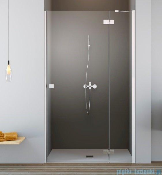 Radaway Essenza New Dwj drzwi wnękowe 90cm prawe szkło przejrzyste 385013-01-01R