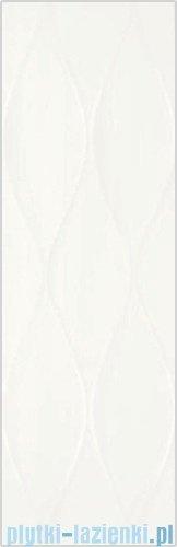 Paradyż Chiara bianco struktura płytka ścienna 20x60