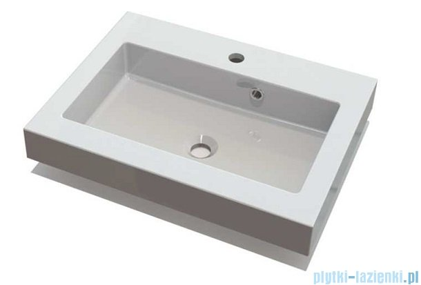 Antado umywalka dolomitowa 60x45cm UMMB-600C