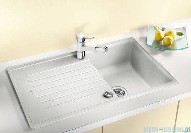 Blanco Zia 45 SL Zlewozmywak Silgranit PuraDur  kolor: biały  z kor. aut. 516730