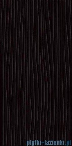 Paradyż Vivida nero struktura płytka ścienna 30x60