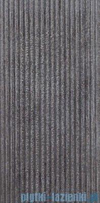 Paradyż Bazalto grafit B podstopnica 14,8x30