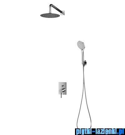 Omnires Y podtynkowy zestaw prysznicowy chrom SYSY23/K