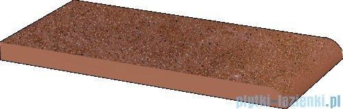 Paradyż Taurus brown klinkier parapet 10x20