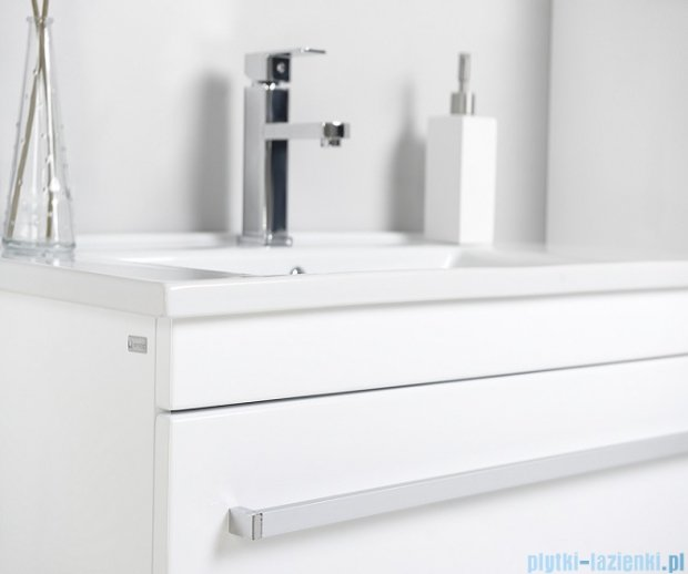 Antado Variete ceramic szafka z umywalką ceramiczną 62x43x40 biały połysk FM-AT-442/65GT+UCS-AT-65