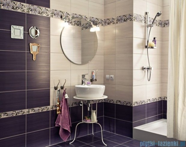 Domino S-Rodillo lila 25x36