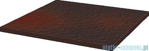 Paradyż Cloud brown duro klinkier płytka bazowa 30x30