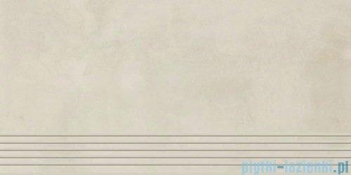Paradyż Tecniq bianco mat stopnica 29,8x59,8