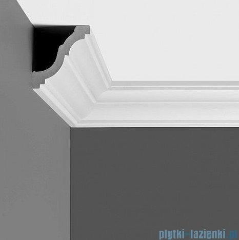 Dunin Wallstar listwa sufitowa gładka 6x6x200cm CES-061