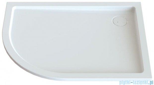 Sanplast Free Line brodziki asymetryczny BP-P/FREE 80x120x5+STB prawy 615-040-1790-01-000