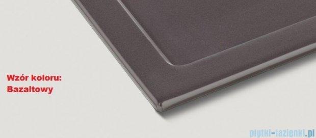 Blanco Subline 500-U Komora podwieszana ceramiczna kolor: bazaltowy z kor. aut. 516975