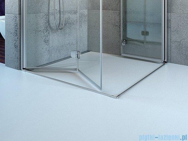 Radaway Eos KDJ-B kabina prysznicowa 90x90 prawa szkło intimato 37403-01-12NR