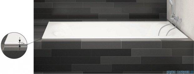 Riho Linares wanna prostokątna 170x75cm biała BT44