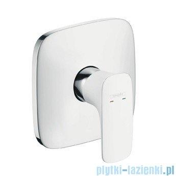 Hansgrohe PuraVida Bateria prysznicowa podtynkowa biały 15665400