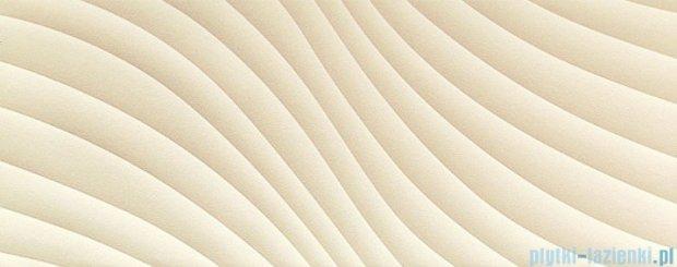 Tubądzin Elementary ivory wave STR płytka ścienna 29,8x74,8