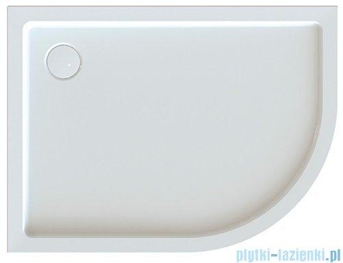 Sanplast Free Line brodziki asymetryczny BP-L/FREE 80x120x5cm+STB lewa 615-040-1780-01-000
