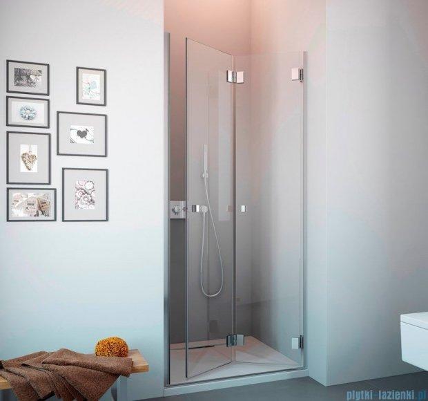 Radaway Carena DWB Drzwi prysznicowe 70 prawe szkło przejrzyste 34582-01-01NR