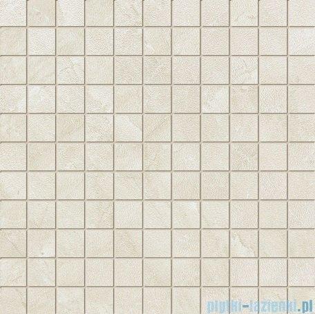 Tubądzin Obsydian white mozaika ścienna 29,8x29,8