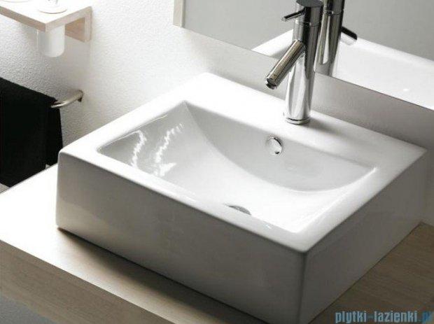 Bathco Bolonia umywalka nablatowa 51x45 cm 0010A