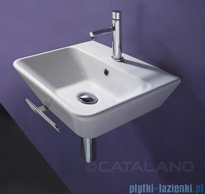 Catalano Proiezioni 42 umywalka 42x42 biała 142PR00