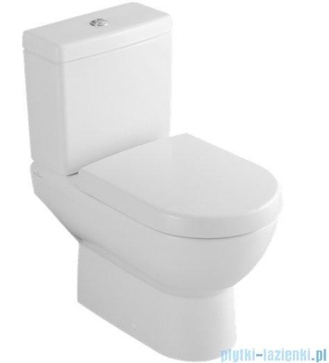 Villeroy&Boch Subway Miska ustępowa lejowa do WC-kompaktu   66091001