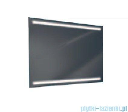 Antado lustro z paskiem świetlnym LED zimne 120x80cm L1-J2-LED2