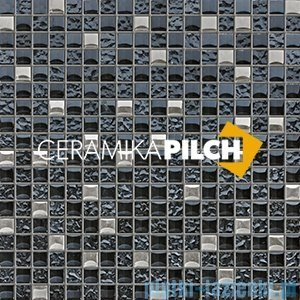 Mozaika szklana Pilch STD 15002 30x30