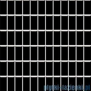 Paradyż Albir nero mozaika k2x4 29,8x29,8
