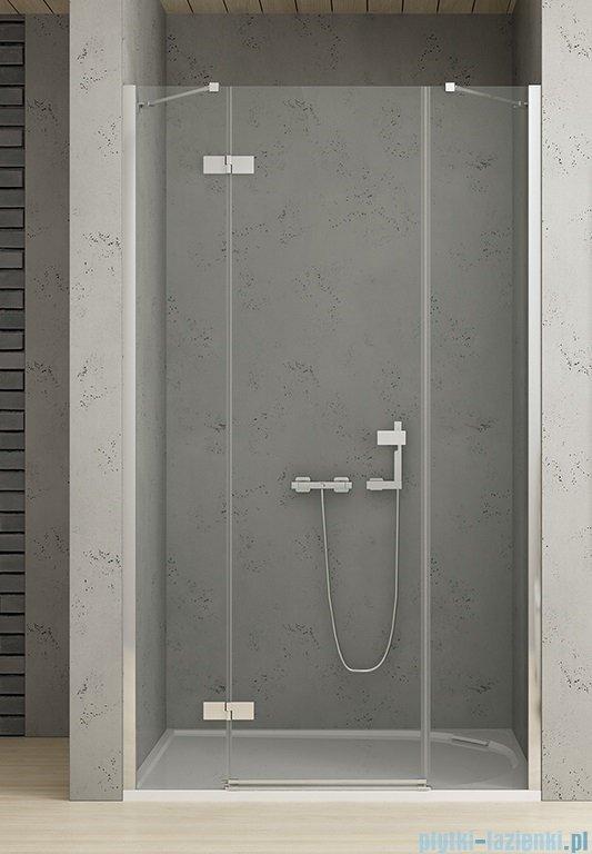 New Trendy Reflexa Plus 110x200 cm drzwi wnękowe lewa przejrzyste EXK-1284/EXK-0001