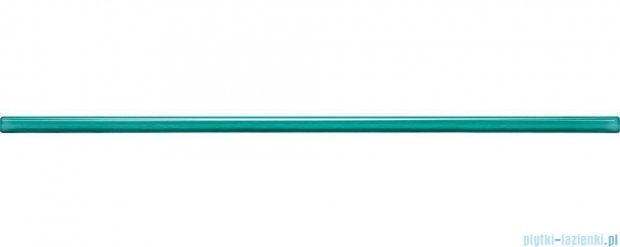 Tubądzin Glass azure 1 listwa ścienna 1x44,8