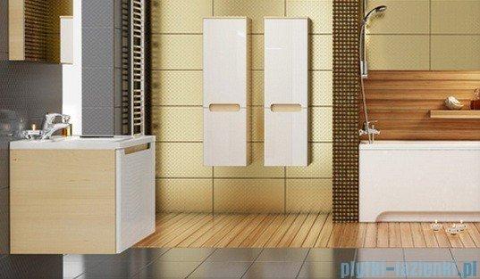 Ravak Szafka podumywalkowa Classic SD 60x49 biała/biała X000000347