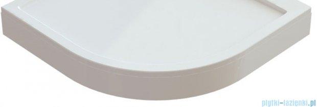 Sanplast Obudowa do brodzika półokrągłego OBP 80x80x12,5 cm 625-401-0420-01-000