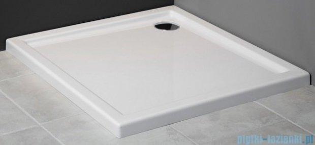 Omnires Manhattan kabina kwadratowa 3M™ Easy Clean 100x100cm szkło przejrzyste+brodzik ADC10XLUX-T/3.062