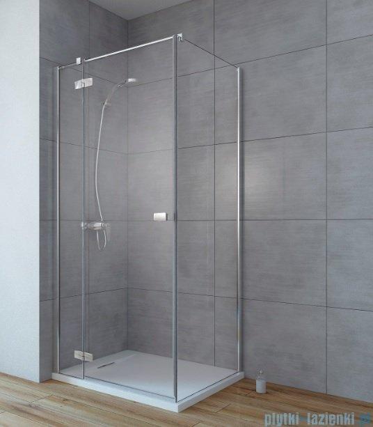 Radaway Fuenta New Kdj kabina 100x80cm lewa szkło przejrzyste 384040-01-01L/384051-01-01