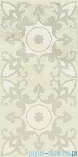 Paradyż Sabro verde geometryk inserto ścienne 29,5x59,5