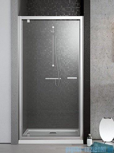 Radaway Twist DW Drzwi prysznicowe 100x190 szkło przejrzyste 382003-01