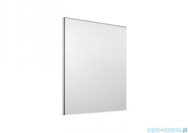 Roca Debba lustro łazienkowe 50x70cm biały połysk A856656806