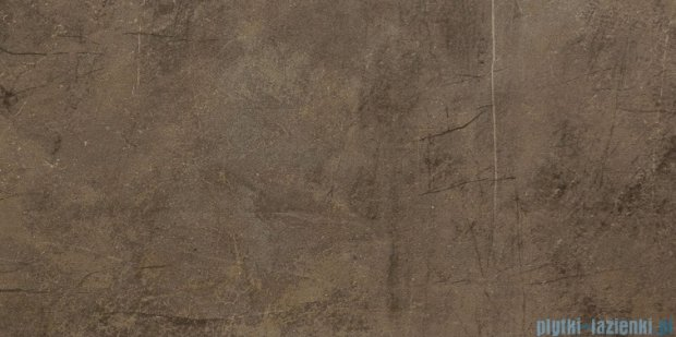 Tubądzin Palacio brown płytka ścienna 29,8x59,8
