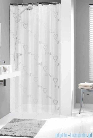 Sealskin Condens transparent zasłona prysznicowa vinylowa 180x200cm 210841310