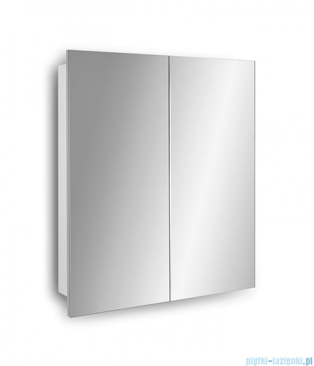 Antado Anta Szafka lustrzana 2-drzwiowa 80x15x70cm AN-080