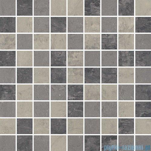 Paradyż Mistral grys poler mozaika 29,8x29,8
