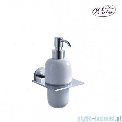 Blue Water Hugo dozownik na mydło naścienny chrom HUG-020
