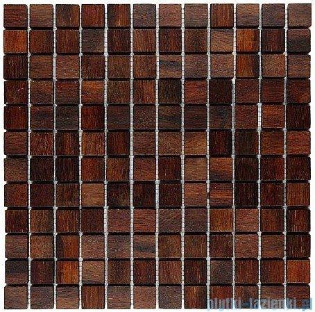 Dunin Etn!k mozaika drewniana 31x31 merbau al. 25